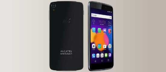 Alcatel One Touch Idol 3 (5.5) black