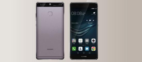 El Huawei P9 en gris