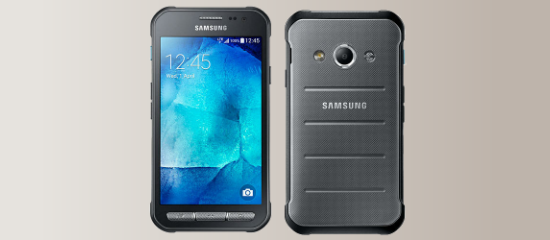 The Samsung Galaxy Xcover3