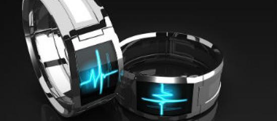 Dos relojes inteligentes